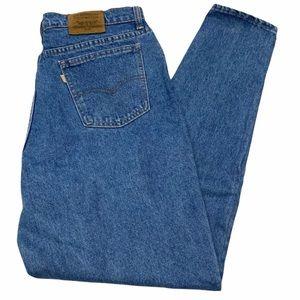 Rare VTG White Tab 816 Levi's High Rise Jeans